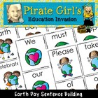 Earth Day Sentence Building