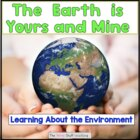 EARTH DAY:  The Earth is Yours and Mine