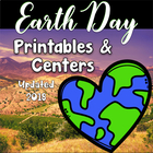 Earth Day Unit and Printables