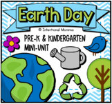 Earth Day Unit for Pre-K