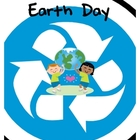 Earth Day Words for Writing Center