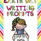 Earth Day Writing Prompts - FREE