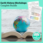 Earth History Unit - Workshop Lessons, Reading Passages, a