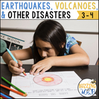 Earth Science Pack: Earthquakes, Volcanoes & other disasters