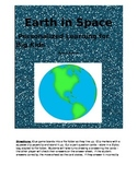 Earth in Space Game Board