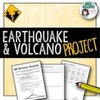 Earthquake / Volcano Warning Project (Tectonics Review Project)