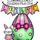 Easter Addition Center - Doubles Plus One Concept