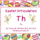 Easter Articulation - Th !