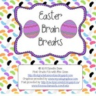 Easter Brain Breaks