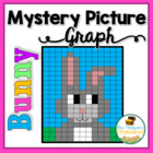 Mystery Picture Graph - Easter Bunny