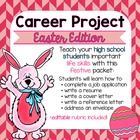 Easter Career Project & Activtities (job search skills)