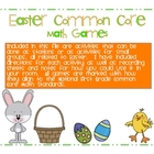 Easter Common Core Math Games