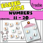 Easter Counting Jars