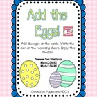 Easter Egg Adding {A Freebie}