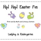 Easter Fun with Print and Go Centers