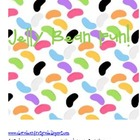 Easter Jelly Bean Sort and Graph for Kindergarten or First Grade