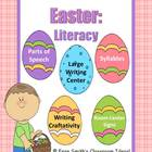 Easter - Literacy Centers and Literacy Lessons