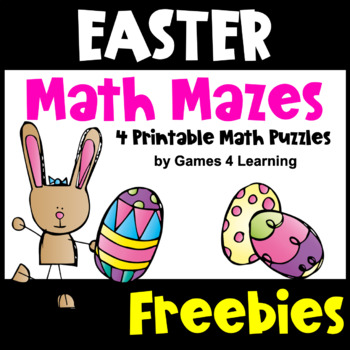 Games 4 Learning: Easter Mazes