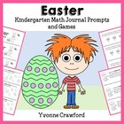 Easter Mathbooking - Math Journal Prompts and Games (Kinde