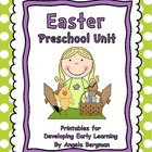 Easter Preschool Printable