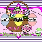 Easter (Spring Basket) 'Left, Right, Center...With A Twist
