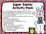 Easter Super Activity Pack