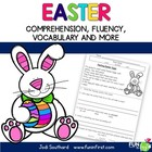 Easter Weeklong Fluency Packet