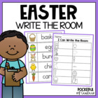 Easter Write the Room Center