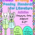 Easter Writing & Reading Literature Activities, Common Cor
