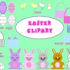 Easter and Spring Clipart