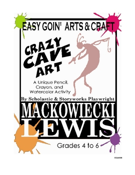 Easy Goin' Art: Crazy Cave Paintings