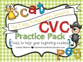 Easy Peasy Lemon Squeezy CVC Practice Pack