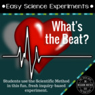 Easy Science Experiments:  What's the Beat?