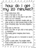 Easy Ways to Find Time to Read
