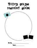 Easy and Fun Memory Book for Third Grade