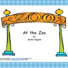 Ebook for Emergent Readers: At the Zoo (for iPad/iPhone)