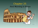 Ecce Romani I Chapter 25 Vocabulary PowerPoint