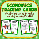 Economics Vocabulary Cards