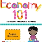 Economy 101: Kid-Friendly Supplemental Resources