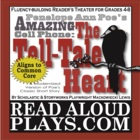Edgar Allan Poe's Tell-Tale Heart Modernized Readers Theater