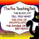 Edgar Allen Poe Teaching Pack