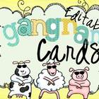 Editable Gangnam Cards { Get Your Dance On}