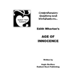 Edith Wharton's AGE OF INNOCENCE Comprehension & Worksheets
