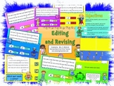 Editing and Revising Promethean Flipchart Lesson