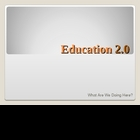 Education 2.0