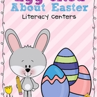 Egg-Cited About Easter Literacy Centers