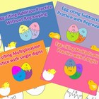 Egg-citing Math Bundle
