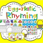 Egg-static Rhyming Activity