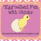 """Egg""cellent Fun with Chicks"