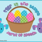 Eggs In One Basket (Parts of Speech)